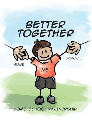 Working together for school success. Click to learn more! English and Spanish version available.