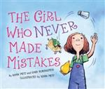The Girl Who Never Made Mistakes Book Cover