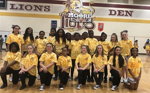 Picture of 2017-2018 Dance Team