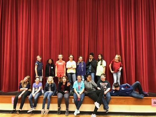 Picture of 2017-2018 Drama Team