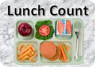 Teacher Lunch Count