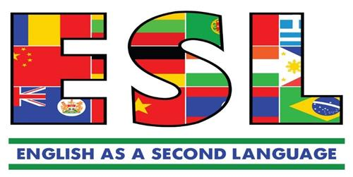 English as a Second Language Logo