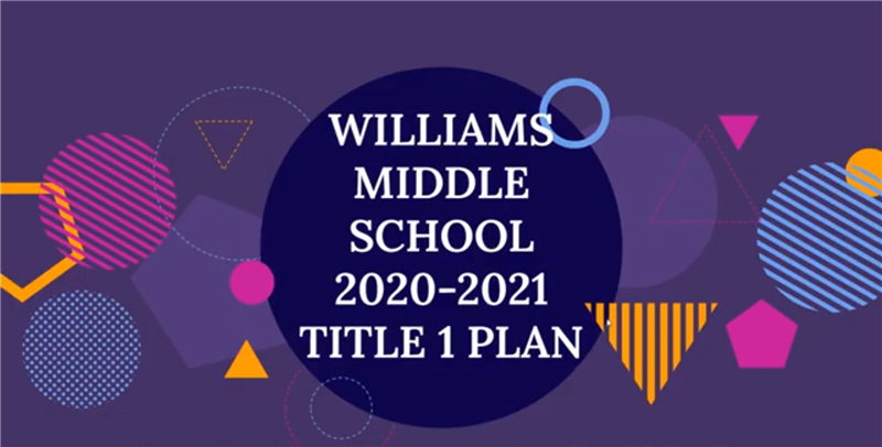Please View our 2020-21 Title One Information