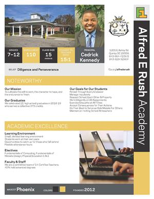 Alfred Rush Academy Profile