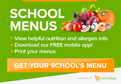Get Your School/s Menu