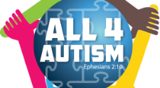 All 4 Autism Logo