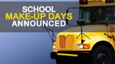 School Make up Days Announced