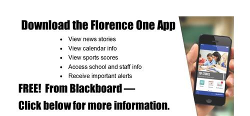 Download the Florence One App