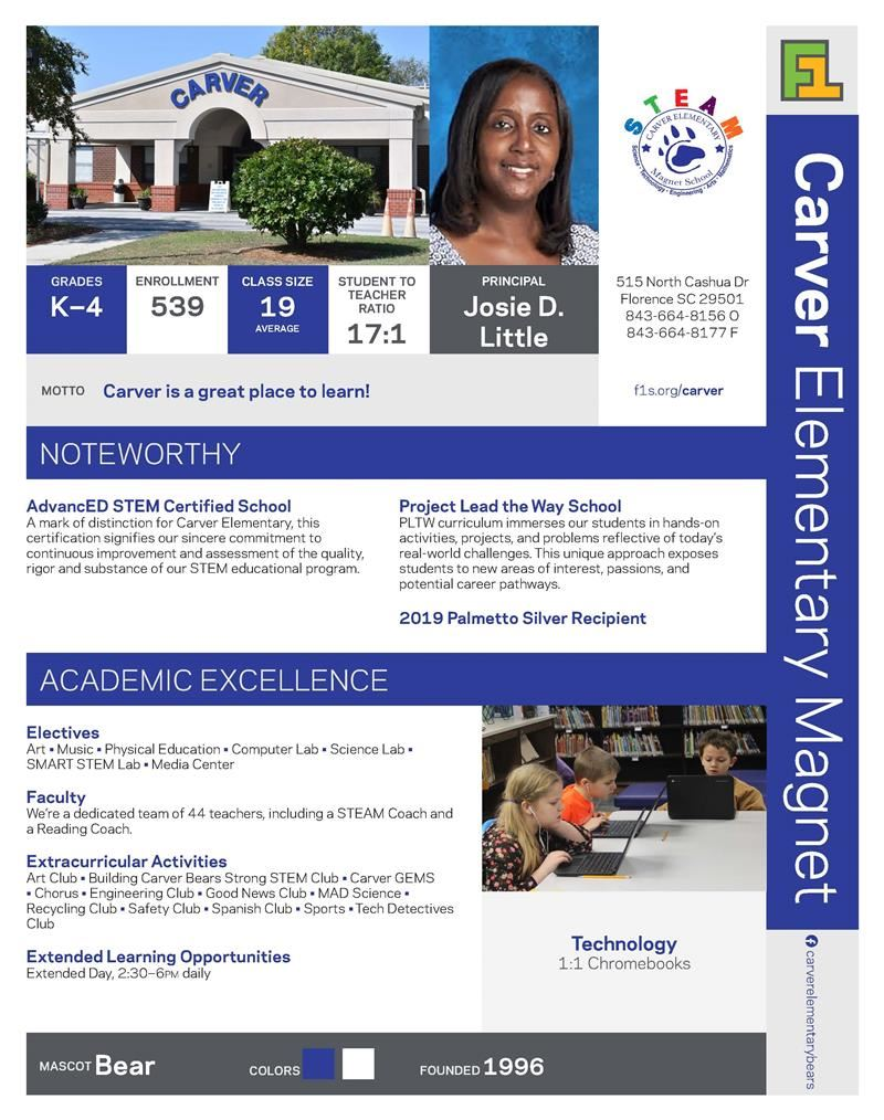 Carver Elementary Profile